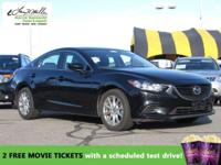This 2016 Mazda MAZDA6 i Sport will sell fast