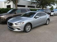 CARFAX One-Owner. Sonic Silver Metallic 2016 Mazda