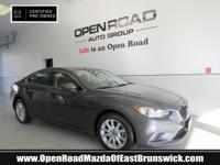 FUEL EFFICIENT 38 MPG Hwy/26 MPG City! Mazda Certified,