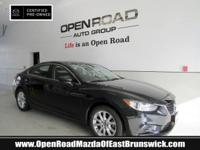 EPA 38 MPG Hwy/26 MPG City! Mazda Certified, CARFAX