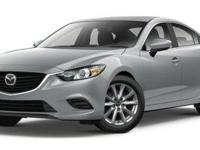 Mazda6 i Sport trim. EPA 38 MPG Hwy/26 MPG City!,