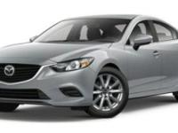 This 2016Mazda MAZDA6 i Sport will sell fast!! SAVE