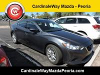 Mazda Certified. 6spd manual! ATTENTION!!! Phoenix's