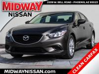 Just Reduced!2016 Mazda Mazda6 i Titanium Flash Mica