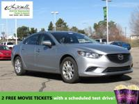 Check out this gently-used 2016 Mazda Mazda6 we