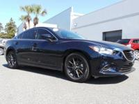 Certified Vehicle! LOW MILES, This 2016 Mazda MAZDA6 i