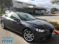 ** LOADED TOURING-ONLY 12,375 MILES-MAZDA CERTIFIED