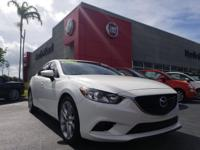 This 2016 Mazda Mazda6 i Touring is offered to you for