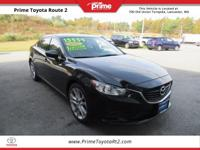 New Price! 2016 Mazda Mazda6 i in Gray. Mazda6 i