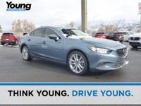 2016 Mazda Mazda6 i. Come to the experts! Don't let the