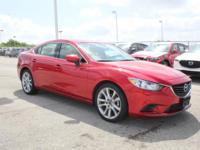 Mazda6 i Touring trim. CARFAX 1-Owner. EPA 38 MPG