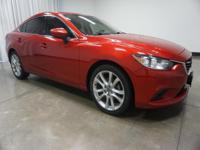 Mazda Certified Pre-Owned Details: * Includes Autocheck