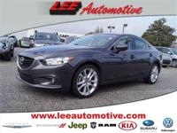 Look no further this 2016 Mazda Mazda6 i Touring (A6)