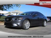 2016 Mazda Mazda6 i Touring Sedan, *** 1 FLORIDA OWNER