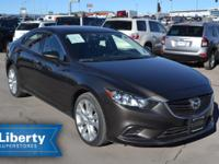 CERITIFIED MAZDA 6! 7 YEAR 100,000 MILE MAZDA WARRANTY!