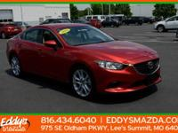 This outstanding example of a 2016 Mazda Mazda6 i