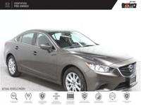 This 2016 Mazda Mazda6 i Sport is offered to you for