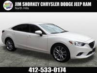 Recent Arrival! 2016 Mazda Mazda6 i Touring CARFAX