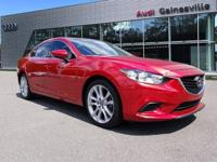 2016 Mazda Mazda6 CARFAX One-Owner. Clean CARFAX.