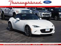 Up your fun and style quotient with our 2016 Mazda MX-5