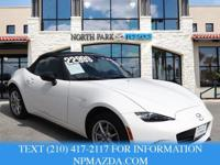 CARFAX 1-Owner, Mazda Certified, ONLY 4,243 Miles!