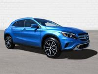 CARFAX One-Owner. Blue 2016 Mercedes-Benz GLA GLA 250