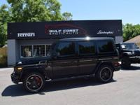 2016 Mercedes-Benz G63 now available at Gulf Coast
