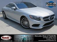 CARFAX 1-OWNER, MERCEDES-BENZ CERTIFIED PRE-OWNED