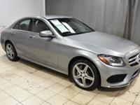 AMG SPORT PACKAGE!!! HEATED SEATS!!! NAVIGATION!!! 18