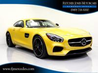 This 2016 Mercedes-Benz AMG GT S is proudly offered by