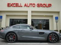Introducing the new 2016 Mercedes Benz AMG GT-S Coupe
