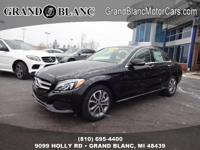 2016 C-CLASS C300 4MATIC with LOW MILES **Rear Back-Up