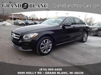 2016 C-CLASS C-300 with LOW MILES **Rear Back-Up