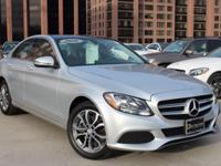 How would you like riding home in this attractive C300