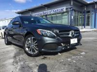 Come check out our gorgeous C300 in Steel Grey