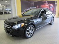 This 2016 Mercedes-Benz C-Class C 300 is proudly