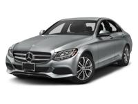 Options:  2016 Mercedes C-Class C 300|Black/Silk Beige