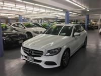 Check out this gently-used 2016 Mercedes-Benz C-Class