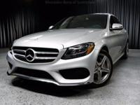 This 2016 Mercedes-Benz C-Class C300 Sport is proudly