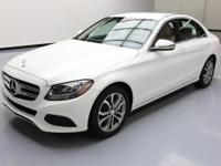 2016 Mercedes-Benz C-Class with Premium 1 Package,2.0L