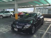 Mercedes-Benz Of Honolulu is excited to offer this 2016