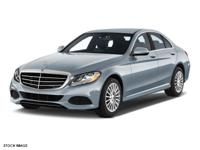 This SILVER 2016 Mercedes-Benz C-Class C300 4MATIC