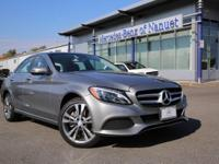 Come Test Drive Our Stylish C300 equipped With 4 Matic,