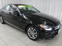 This 2016 Mercedes-Benz C-Class C300 is offered to you
