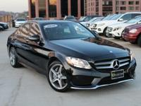 $48,310 ORIGINAL MSRP! This CLASSY C300 is sure to
