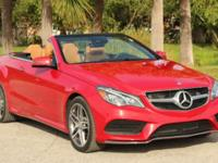 ***BEAUTIFUL! MERCEDES-BENZ E 400 CONVERTIBLE!**