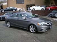 CARFAX One-Owner. Gray 2016 Mercedes-Benz CLA CLA 250
