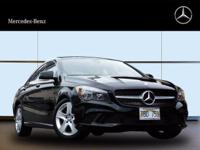 This 2016 Mercedes-Benz CLA CLA 250 is offered to you