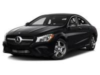 2016 Mercedes-Benz CLA with only 20210 on the odometer,