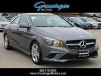 Options:  2016 Mercedes Cla Cla250|Gray/|V4 2.0 L